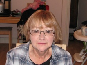 Angela Sherlock